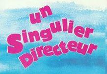 Affiche Poster singulier directeur barefoot exclusive disney