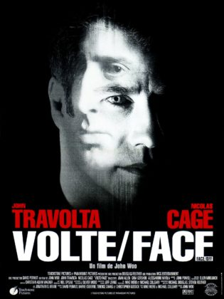 Affiche poster Volte Face Off Disney touchstone