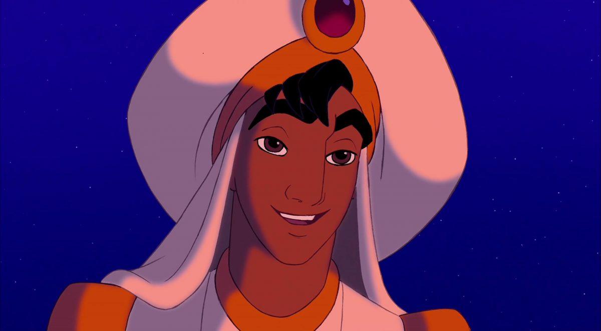 prince ali personnage character aladdin disney animation