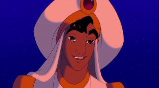 prince ali personnage character aladdin disney animation