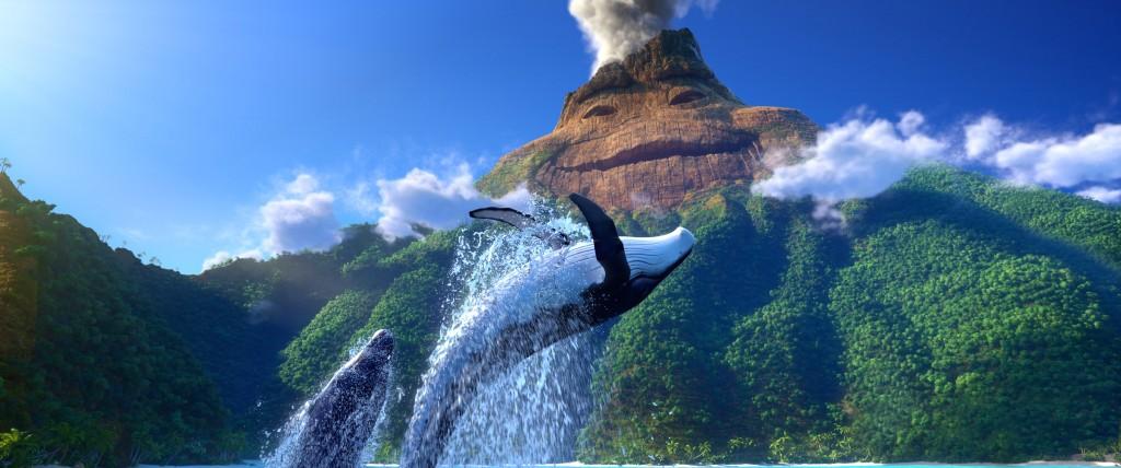 Pixar Disney Lava