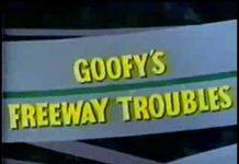 Disney goofy freeway trouble