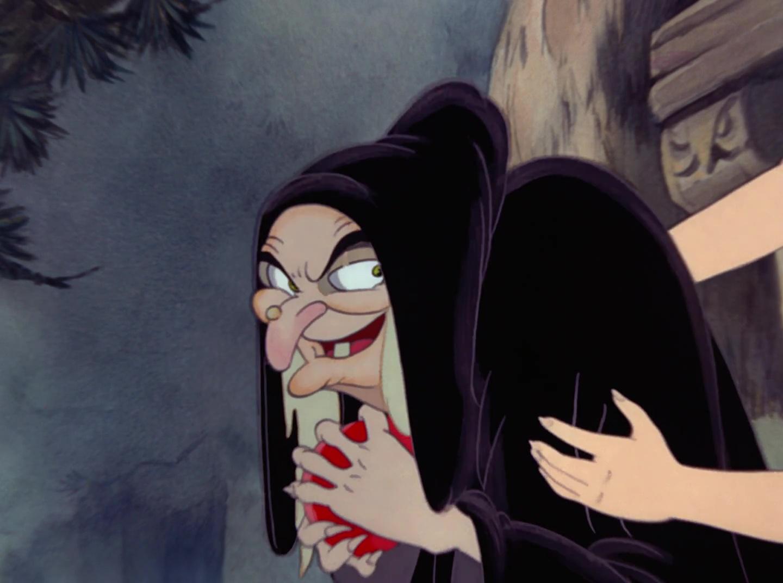La reine grimhilde la sorci re personnage dans - La sorciere blanche neige ...