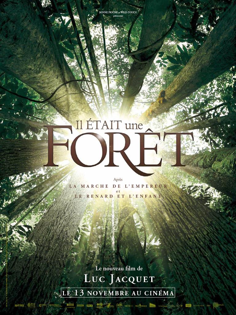 Disney disneynature il était une forêt