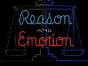 Disney Illustration Reason and Emotion
