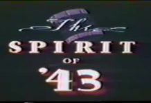 Disney Illustration The Spirit of '43