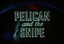 Disney Illustration la becasse et le pelican