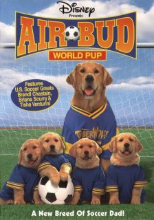 Affiche poster air bud 3 World Pup disney