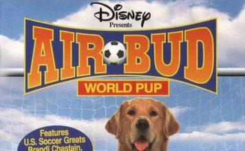 Affiche poster air bud 3 World Pup disney