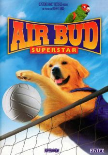 Affiche Poster air bud superstar Spikes Back disney