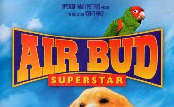 Affiche Poster air bud superstar Spikes Back disney