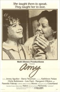 Affiche Poster amy disney