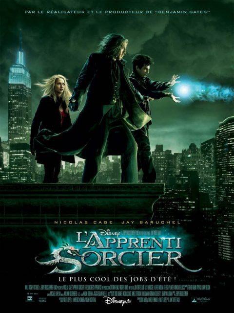 Affiche Poster apprenti sorcier Sorcerer Apprentice disney