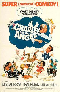 Affiche Poster Charley ange angel disney