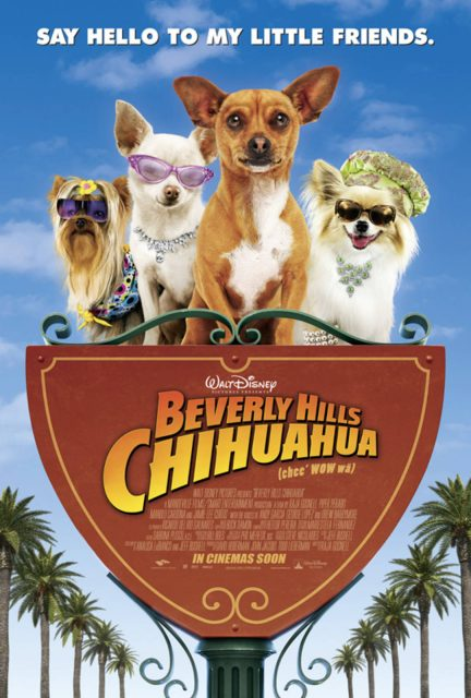 Affiche Poster chihuahua beverly hills disney