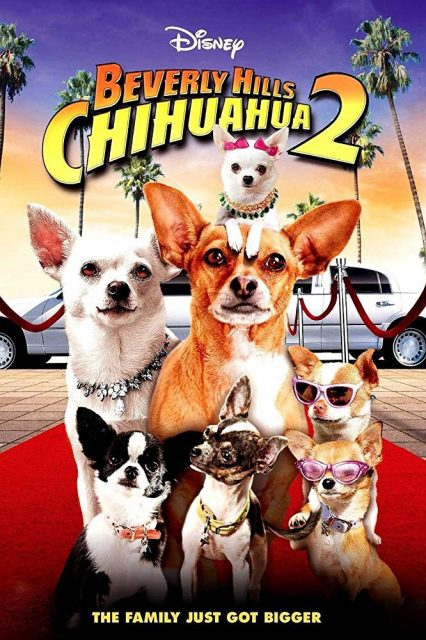 Affiche Poster chihuahua beverly hills 2 disney