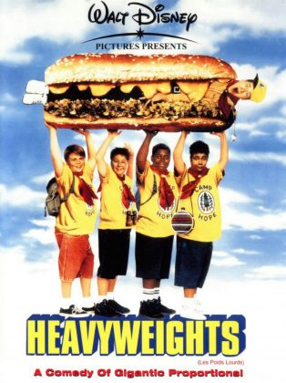 Affiche Poster colo gourmands heaveweights disney caravan