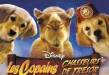 Affiche Poster Copain chasseurs trésor treasure buddies disney