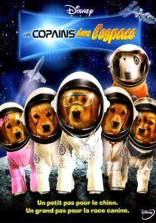 Affiche Poster copains espace space buddies disney