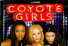 Disney Touchstone affiche coyote girls