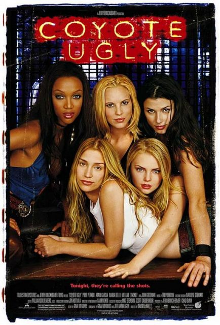 Affiche Poster coyote girls ugly disney touchstone