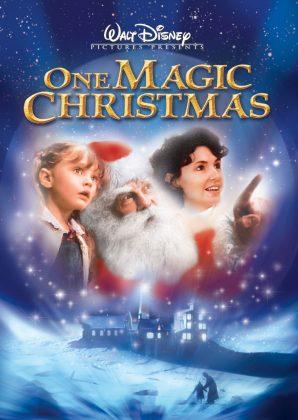 Affiche Poster drôle noel magic christmas disney