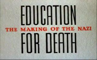 affiche poster education death disney