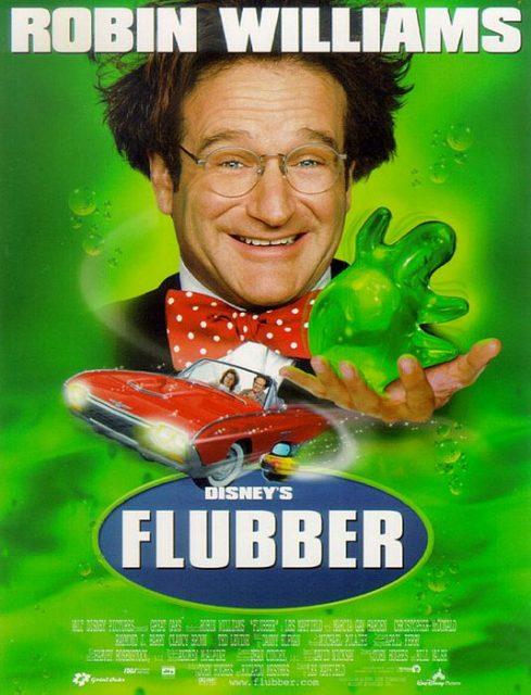 Affiche Poster Flubber Disney