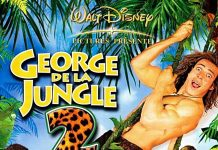 Affiche Poster George jungle 2 disney