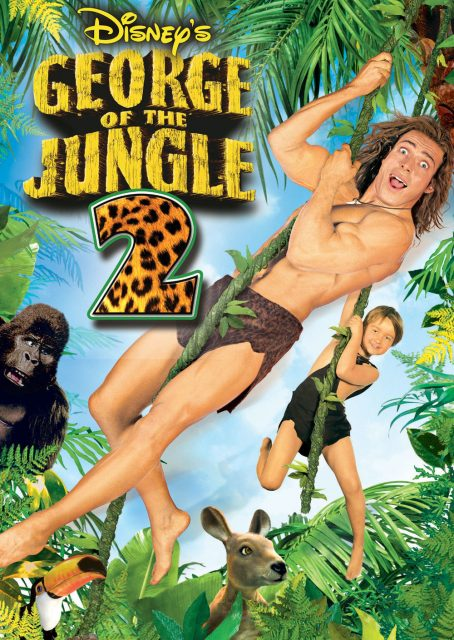 Affiche Poster George jungle 2 disney