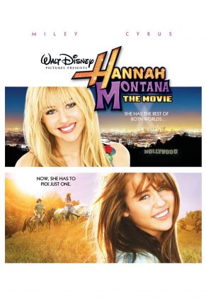 Affiche Poster hannah montana film movie disney