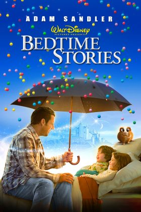 Affiche Poster histoires enchantees bedtime stories disney