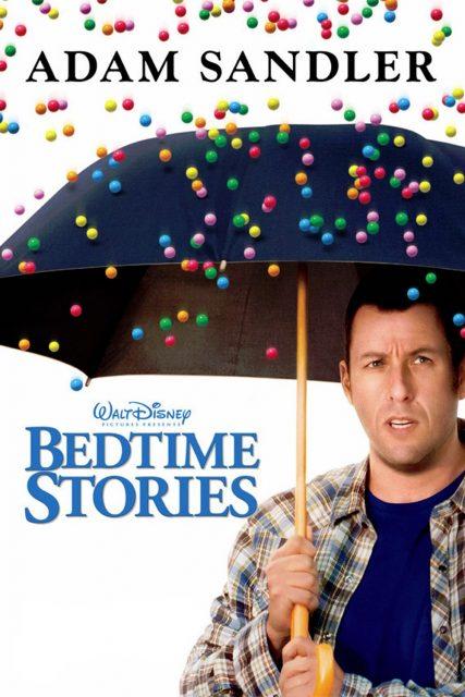 Affiche Poster histoires enchantees bedtime stories disney