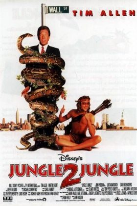 Affiche Poster indien new york jungle disney