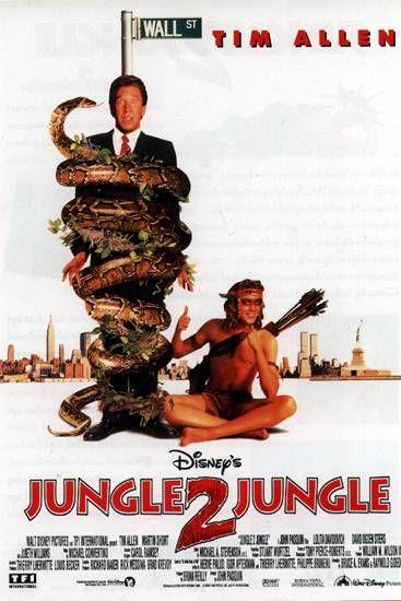 Affiche Poster indien new york jungle disney