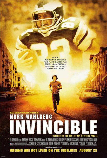 Affiche invincible disney
