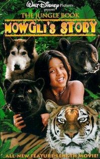 affiche poster jungle book mowgli story disney