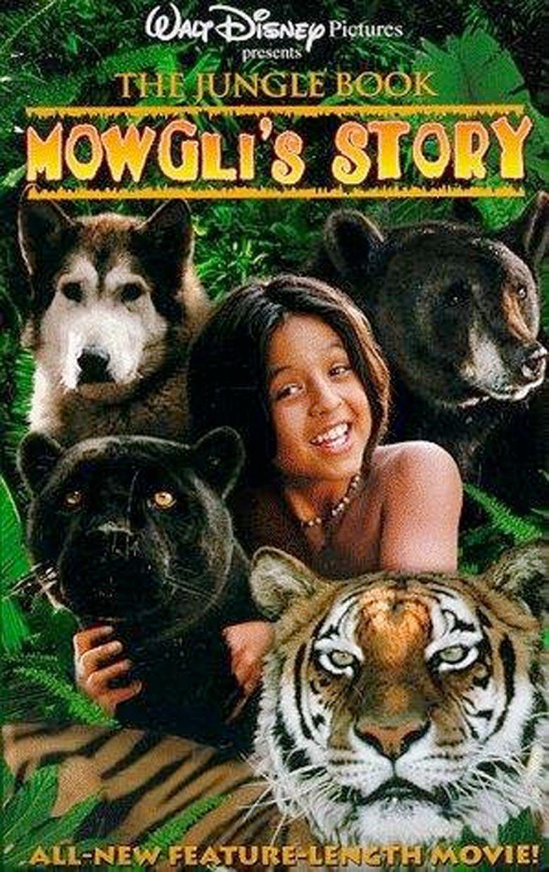 affiche poster jungle book mowgli story disney
