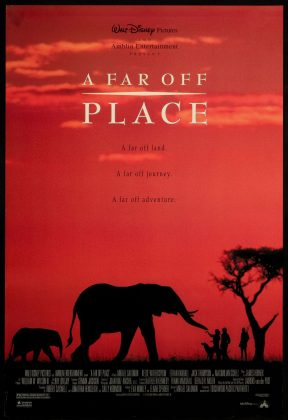 Affiche Poster kalahari far off place disney