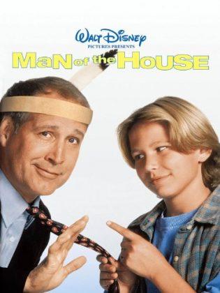 Affiche poster maitre lieux man house disney