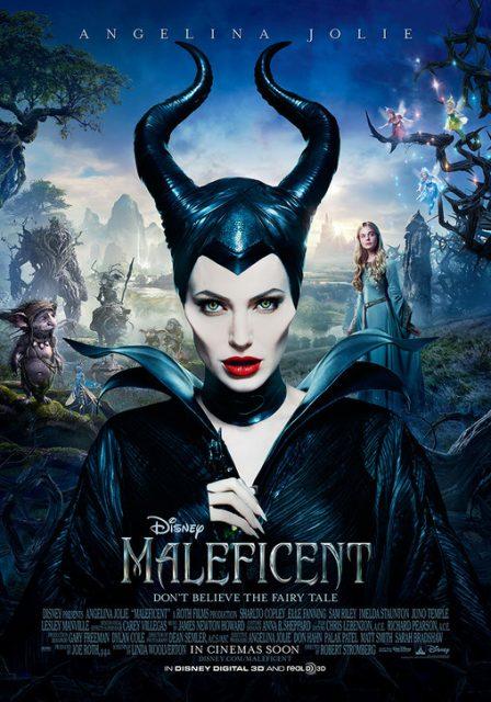 Affiche Poster malefique maleficent disney