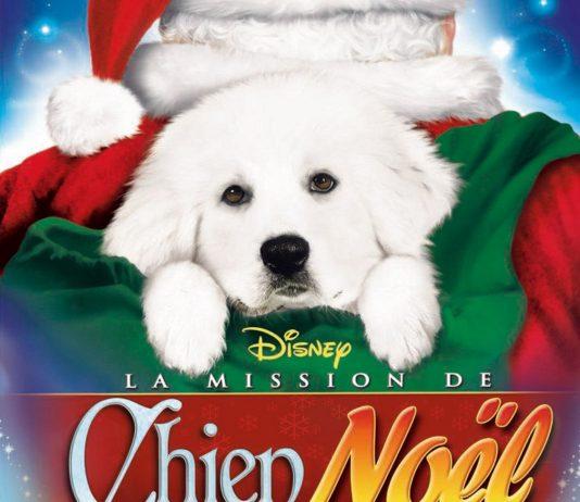 Affiche Poster Mission chien noël Search Santa Paws disney