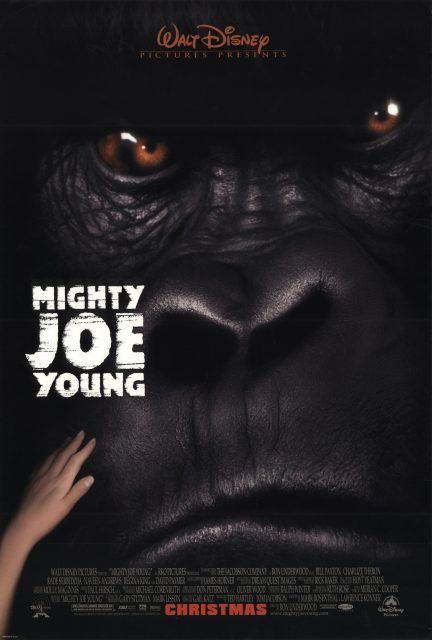 Affiche Poster Mon ami Joe Mighty Young Disney
