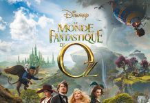Affiche Poster monde fantastique oz great powerful disney