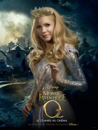 Affiche Poster monde fantastique oz great powerful disney