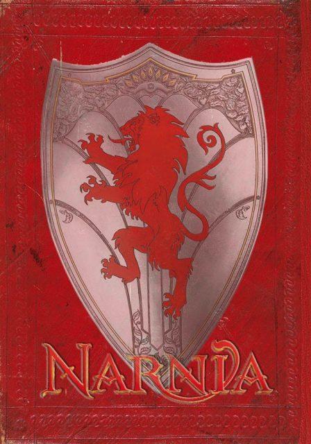 Affiche poster monde narnia lion armoire sorcière blanche wardrobe witch disney