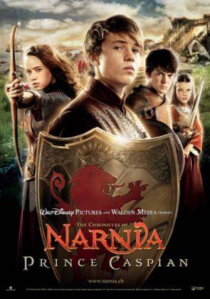 Affiche Poster monde narnia prince caspian disney