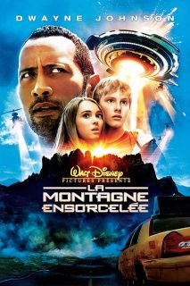 Affiche Poster montagne ensorcelee 2009 race witch mountain disney