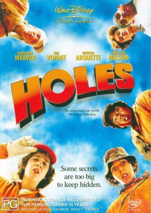 Affiche Poster morsure lezard holes disney