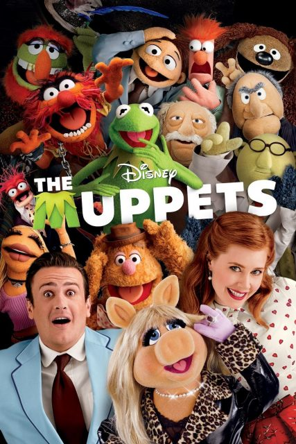 Affiche Poster muppets retour disney